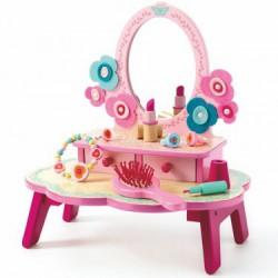 Djeco Toaletní stolek kvítka