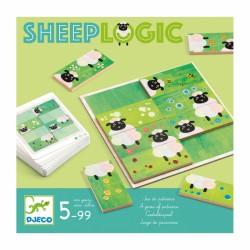 Hra Ovce a Logika