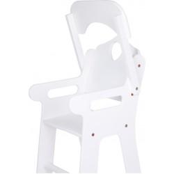 Židle pro panenky vysoká