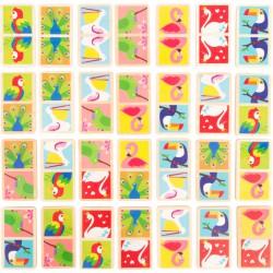 Domino v plechovce - Zvířata