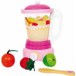 Stolní mixér růžový