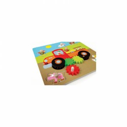 Pohyblivé puzzle Farma