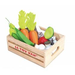 Bedýnka se zeleninou