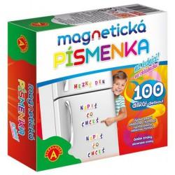 Magnetická písmenka česká, 100 dílků