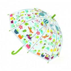 Dětský deštník Žabí cestování