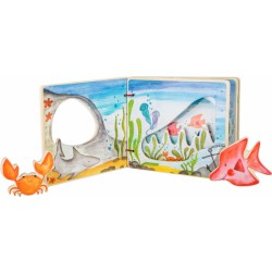 Interaktivní knížka Podmořský život
