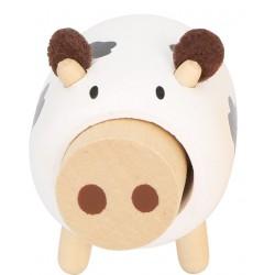 Dřevěná mučící kráva