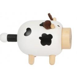 Dřevěná bučící kráva
