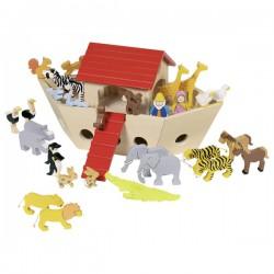 Noemova archa malá, kompletní set, 32 dílů