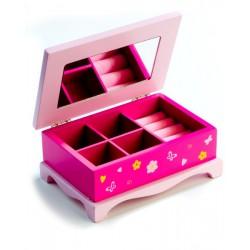 Skříňka šperkovnice Princess