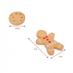 Box s dřevěnými sušenkami