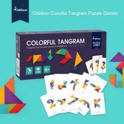 Barevný Tangram