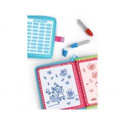 Cestovatelský deník - modrý
