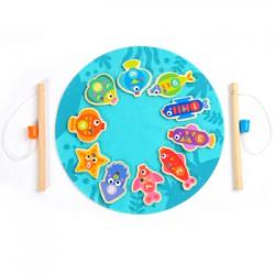 Magnetické lovení rybek