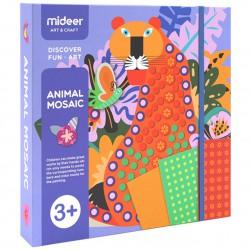 MiDeer Mozaika zvířata - nalepování