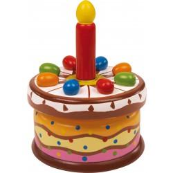 Hrací skříňka narozeninový dortík