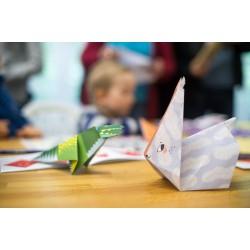 Origami Dinosauři