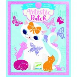 Djeco Umělecké obrázky Kočičí zdobení