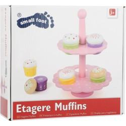 Legler Muffiny na stojanu