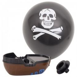 Hračka do vody - Člun s balónkem pirát