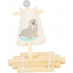Small Foot Vodní hračka raft Walrus