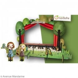 Kartonové divadlo, Avenue Mandarine