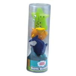 Stříkající figurky do vany - Mořští živočichové