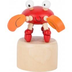 Mačkací figurka moře - Krab